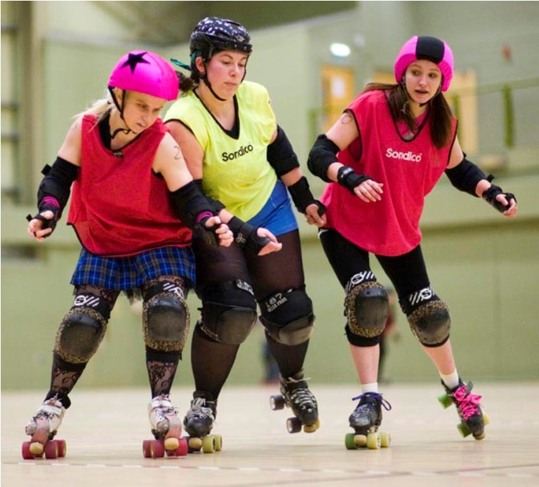 Dundee Roller Girls Open Day