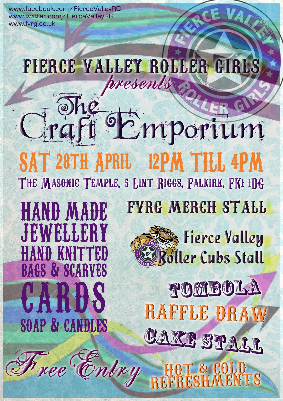 The Craft Emporium Poster
