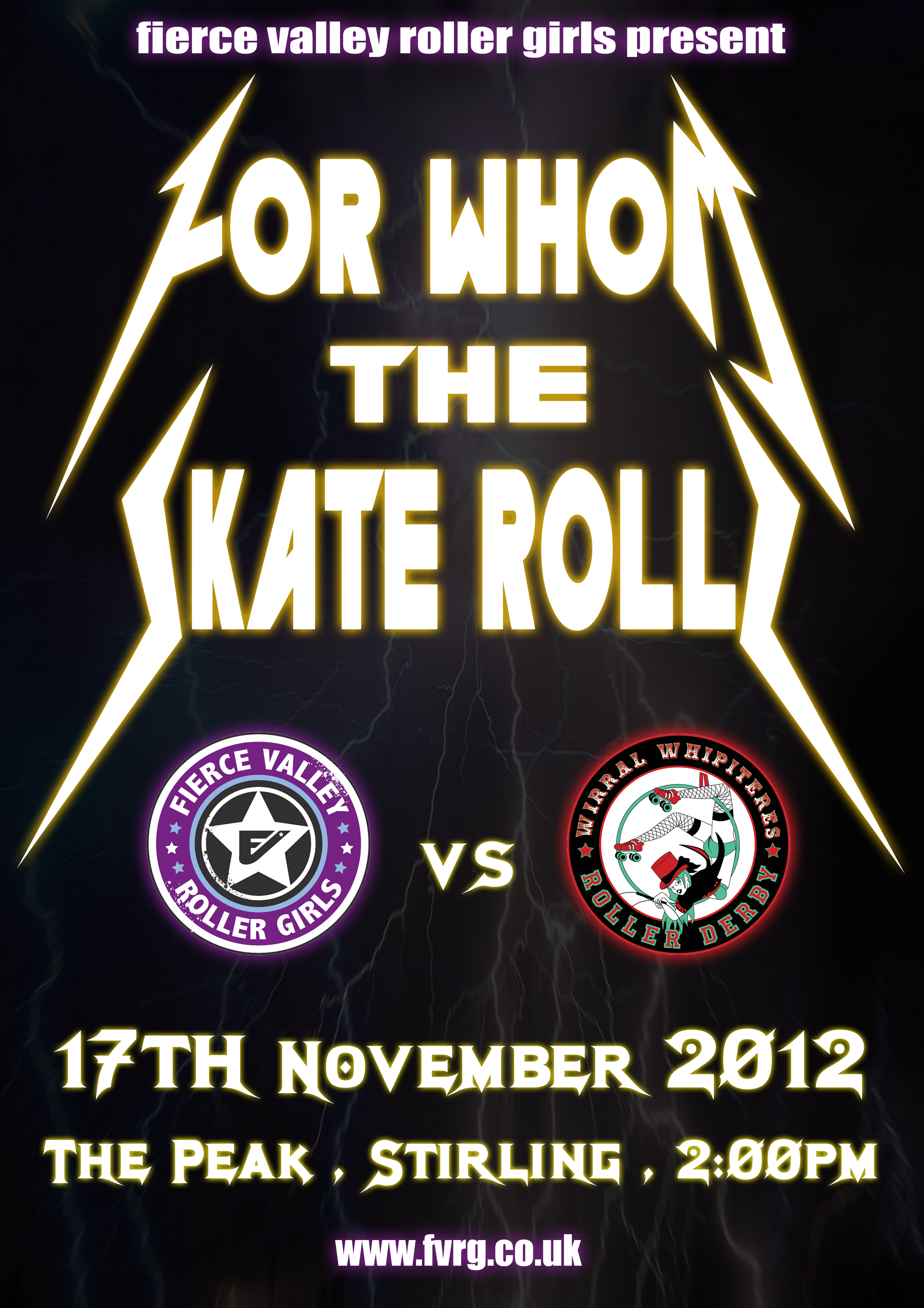 For Whom the Skate Rolls