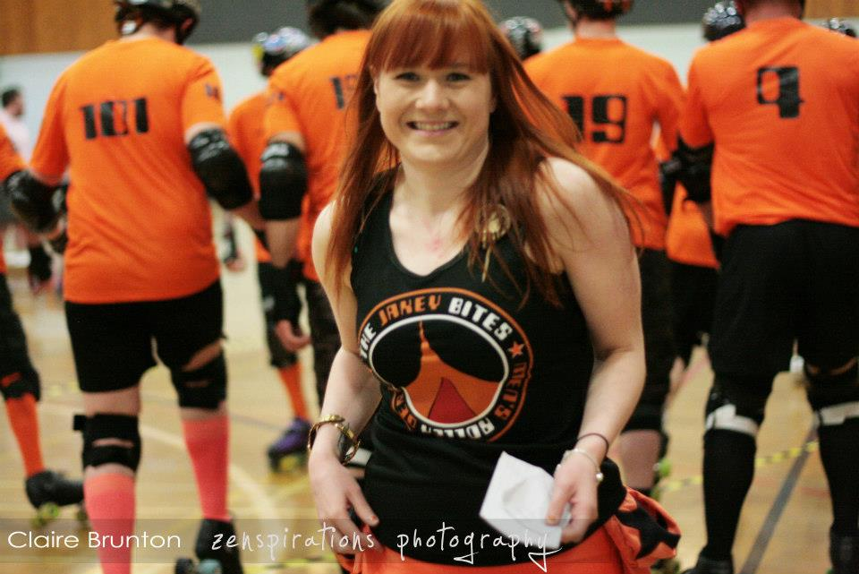 Cult Friction at The Jakeys v South Wales Silures - Image courtesy of Claire Brunton