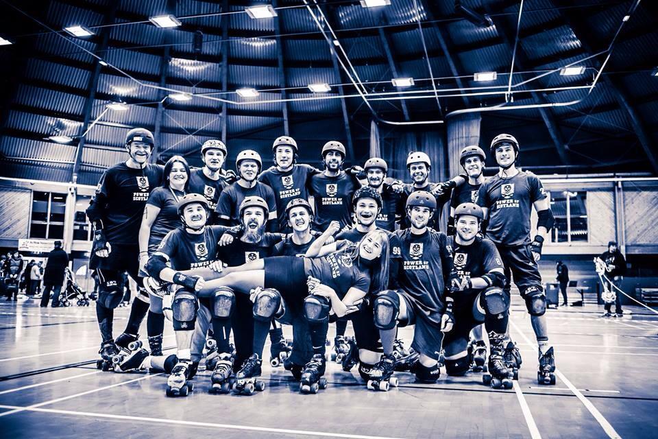 Power of Scotland Team Photo