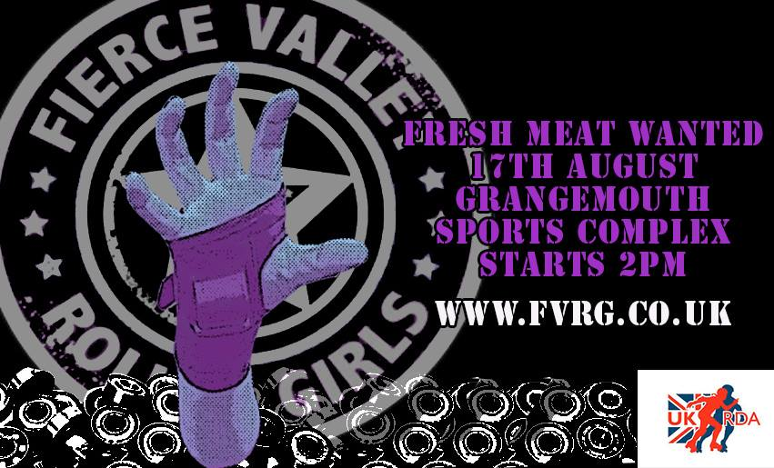 Image Courtesy of Fierce Valley Roller Girls