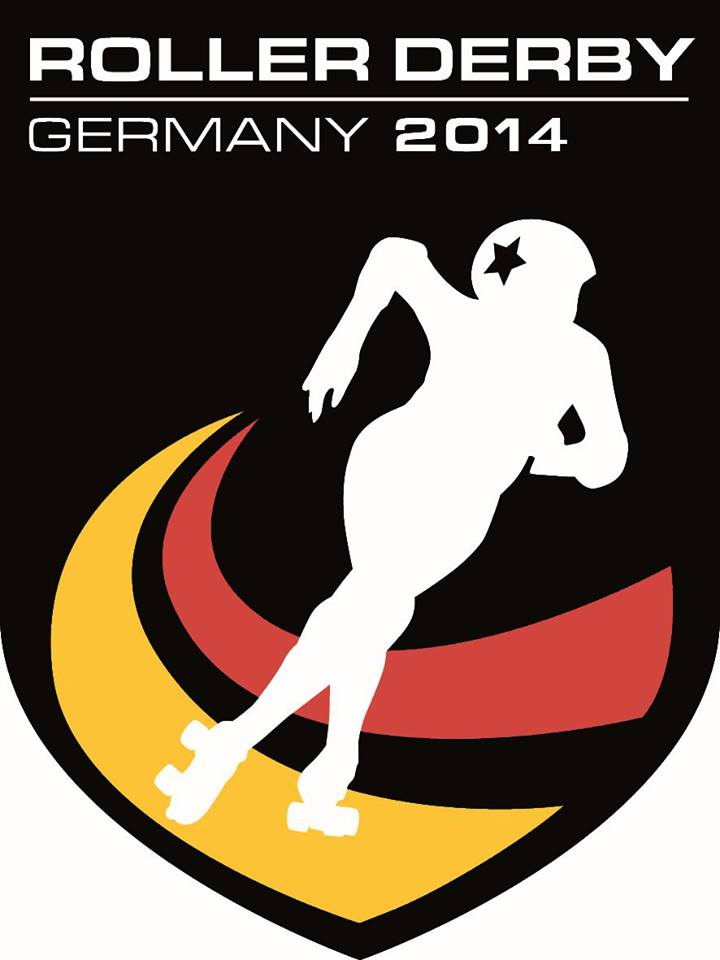 TeamGermany logo (continuation of 2011 logo)