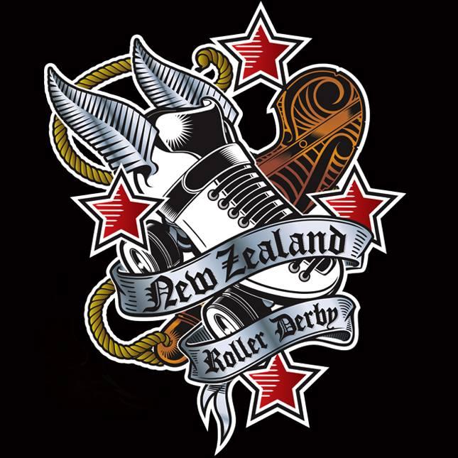 Team New Zealand logo.
