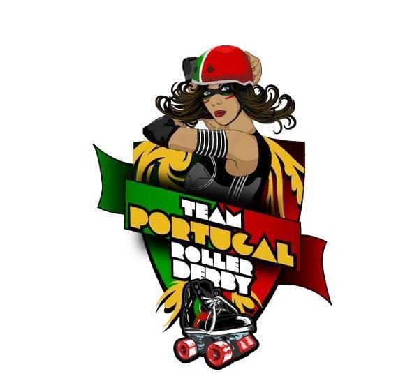 Team Portugal Logo:  Daniel Pinheiro