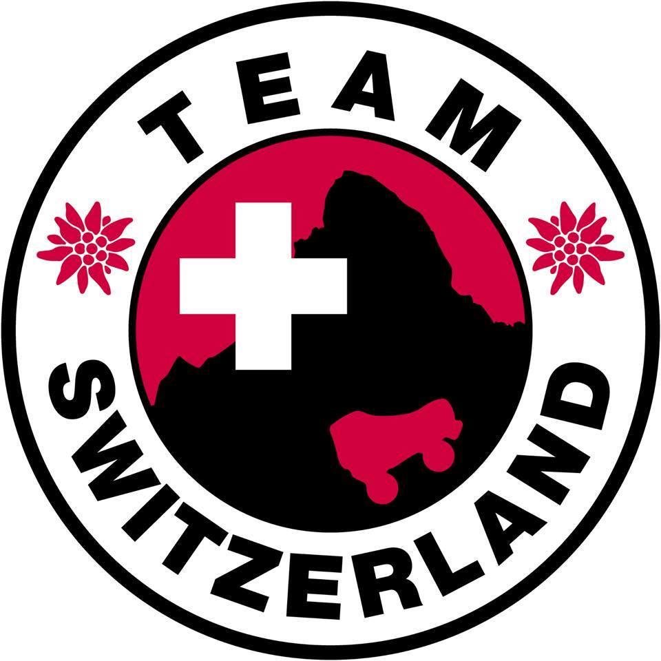 Team Switzerland Logo: Kitty LaBang ( ComeauxDesign)