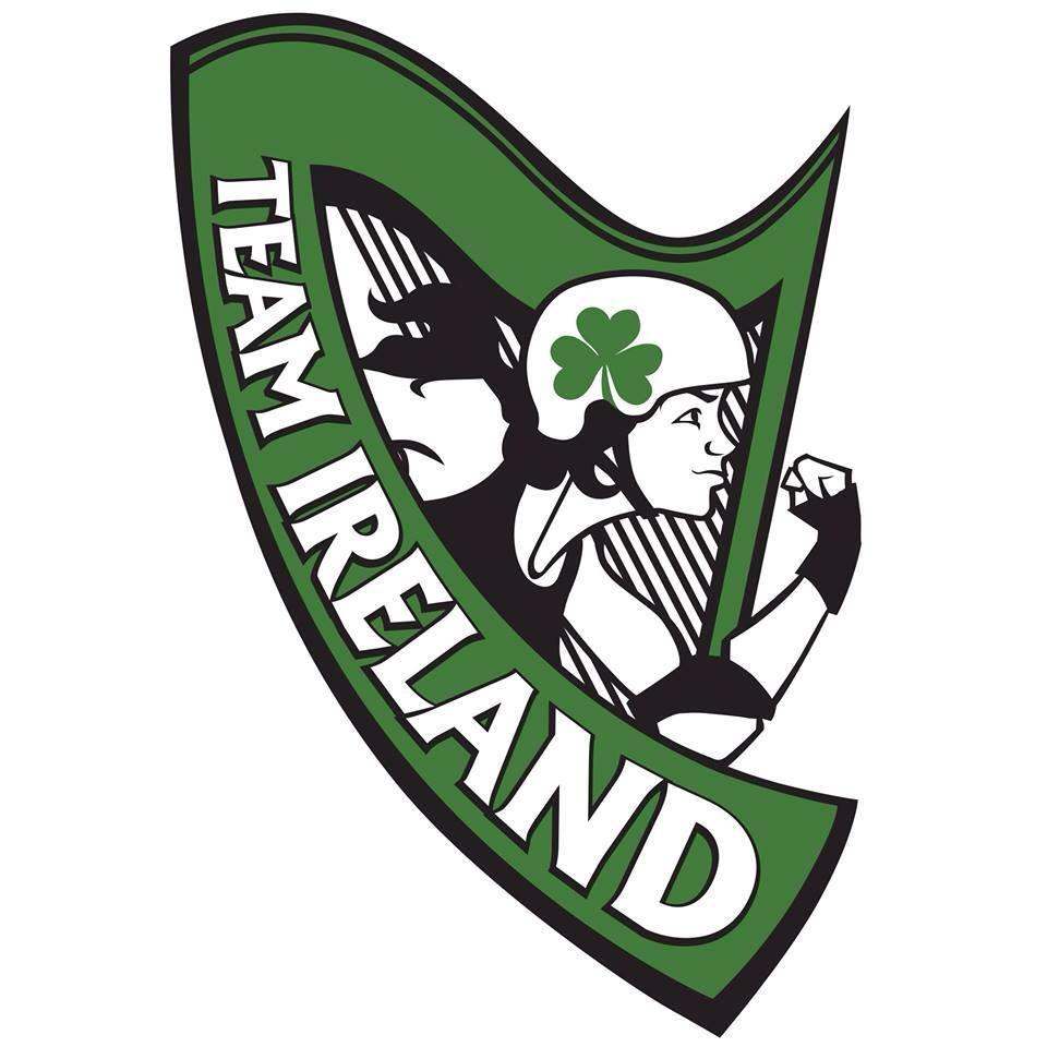 Team Ireland logo