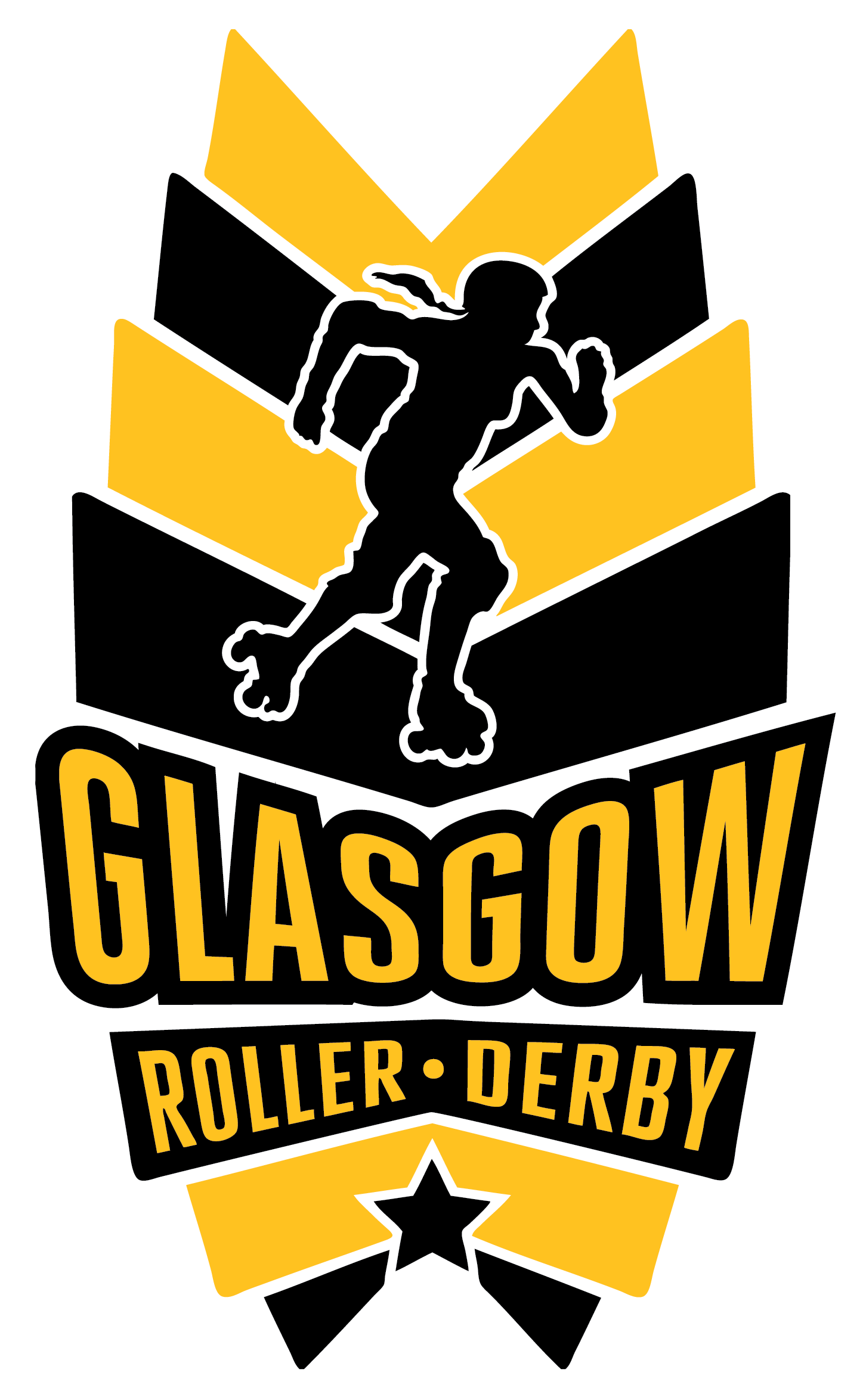 Glasgow_Roller_Derby_3_Color_Logo