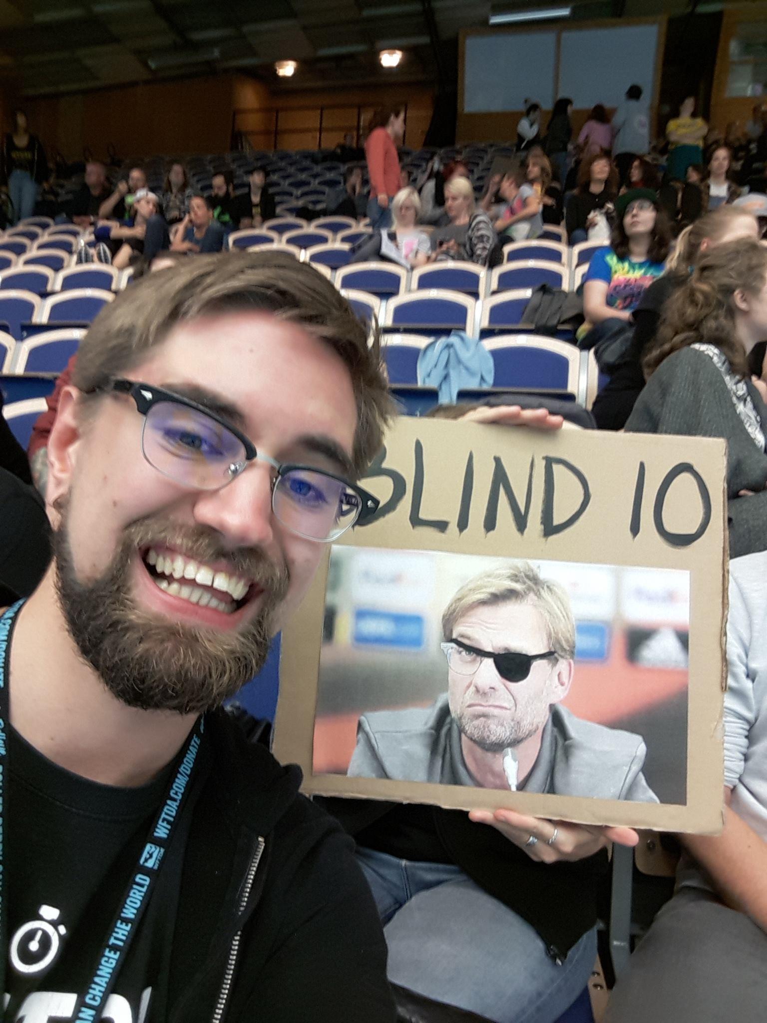 Blind Io