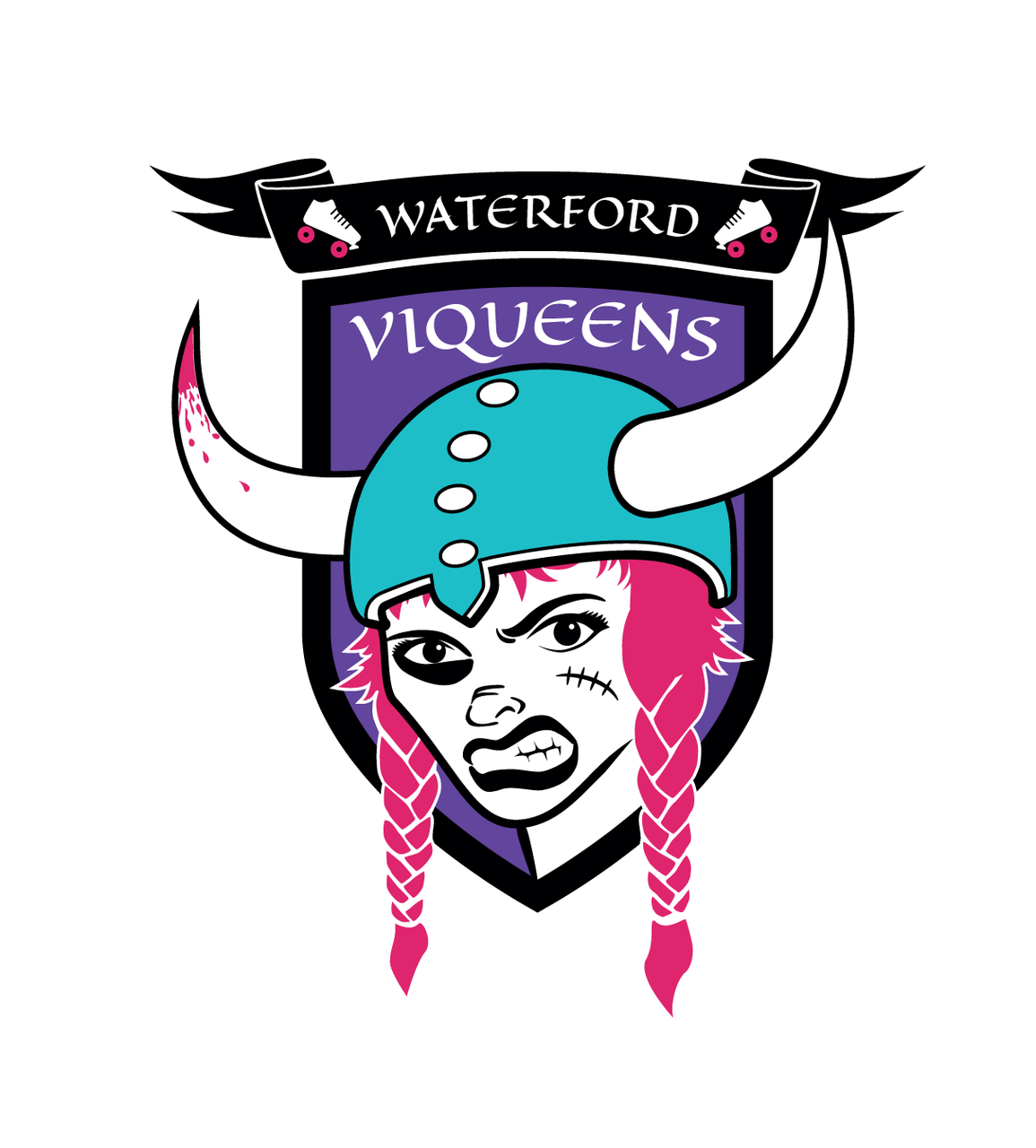 Waterford ViQueens Logo